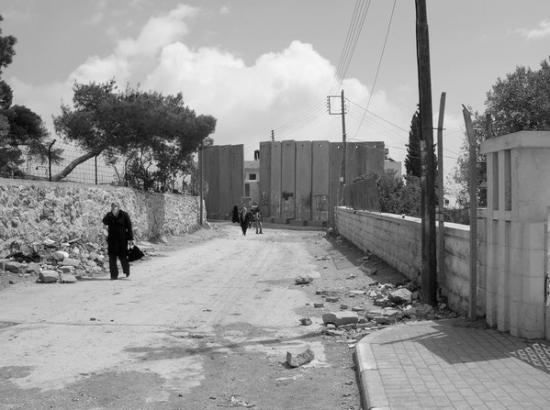 Palestine Israel Separation Wall