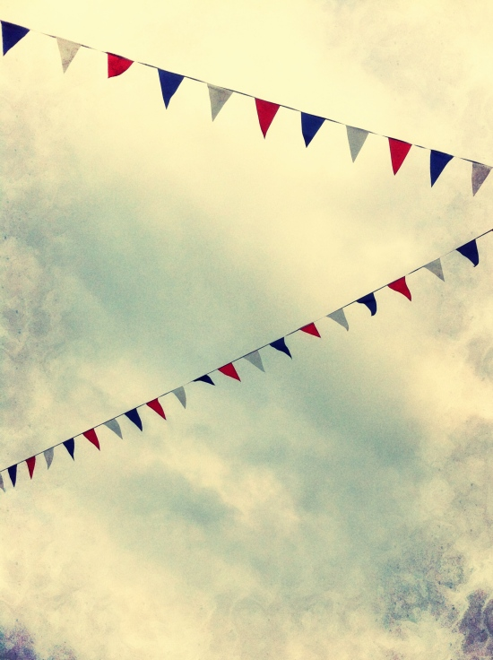 Queen's Diamond Jubilee street party