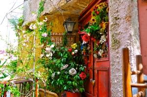Pretty Greek Taverna Athens