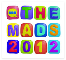 Mad Blog Awards 2012 logo