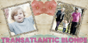 Transatlantic Blonde blog