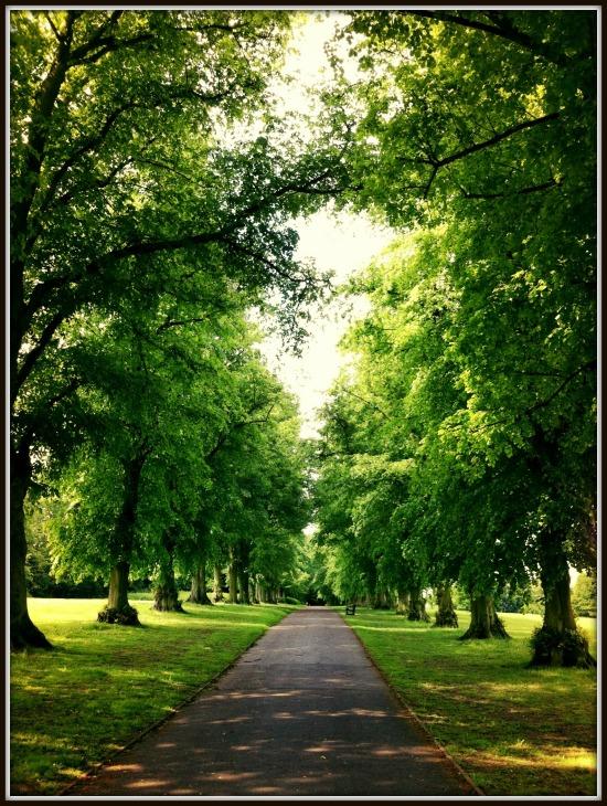 Rothamsted Park, Harpenden, Hertfordshire