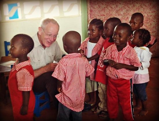 Save the Children Liberia