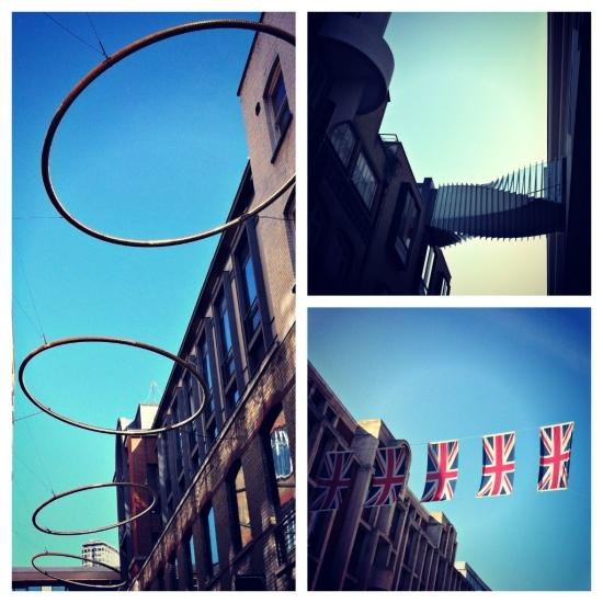 Central London 2012 Olympics