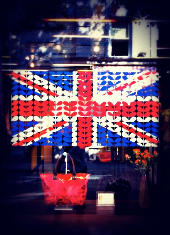 Orla Kiely shop London Covent Garden
