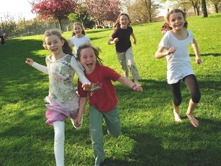 Sustrans Free Range Kids