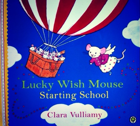 Clara Vulliamy Lucky Wish Mouse