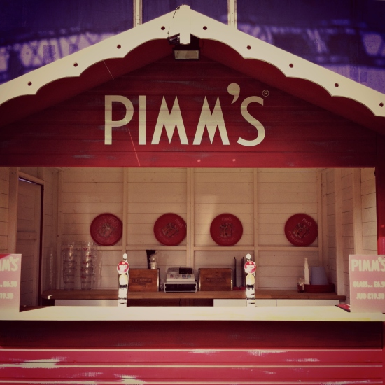 Pimms Bar Edinburgh Fringe Udderbelly