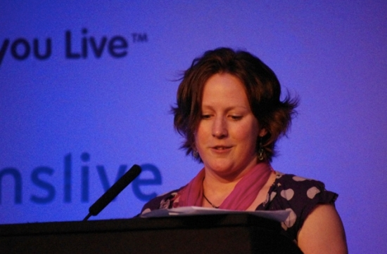 DorkyMum at BritMums Live