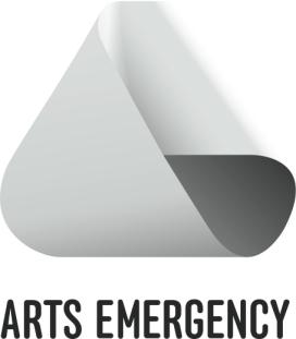 Arts Emergency logo