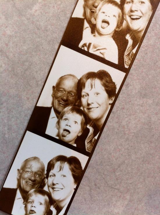 Hoxton Hotel retro photobooth