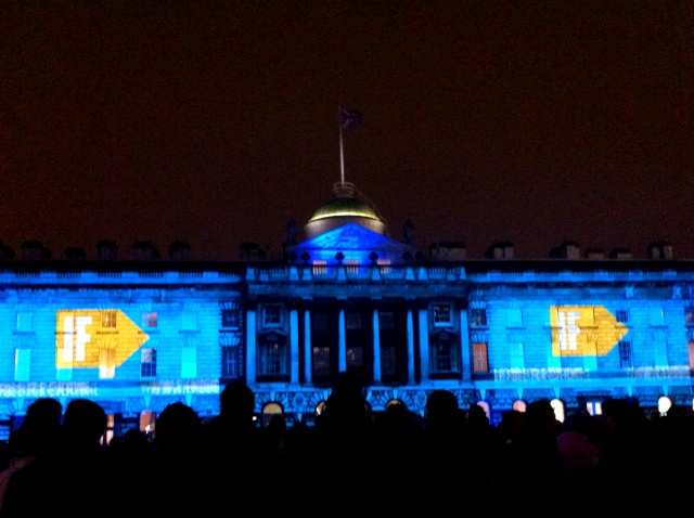 IF campaign launch Somerset House