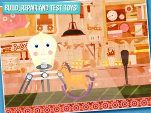 Wombi Toys app