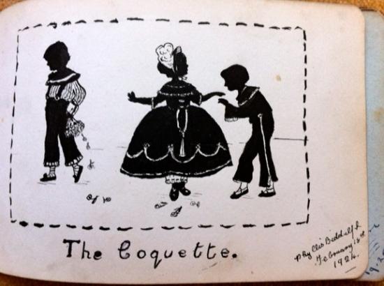 1920s illustration