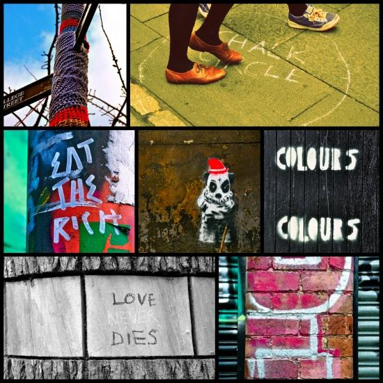 Edinburgh graffiti