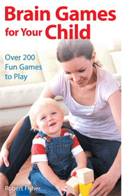 Robert Fisher Brain Games for Your Child books