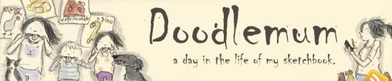 Doodlemum blog