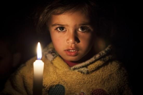Save the Children Global Vigil for Syria