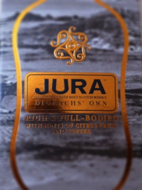 Jura Whisky 16 years old