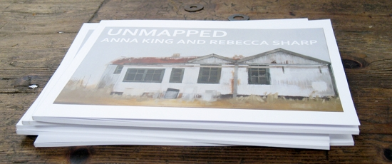 Unmapped project Anna King