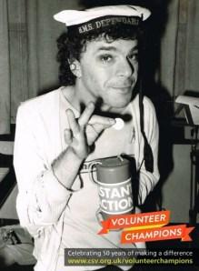 CSV Volunteering campaign