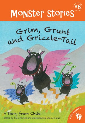 Grim Grunt and Grizzle-Tail