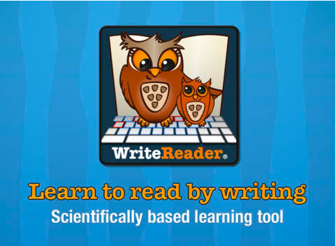 Write to Read educational children's app