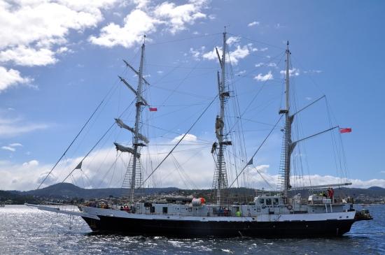 Hobart Tall Ships Festival