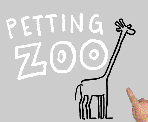 Petting Zoo Kids App Christoph Niemann