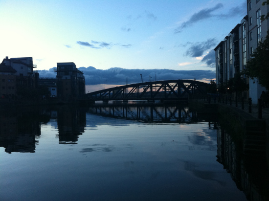 The Shore in Leith