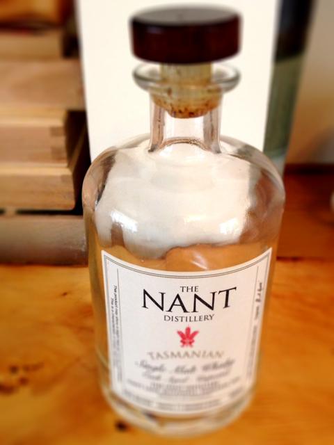 Nant whiskey Tasmania