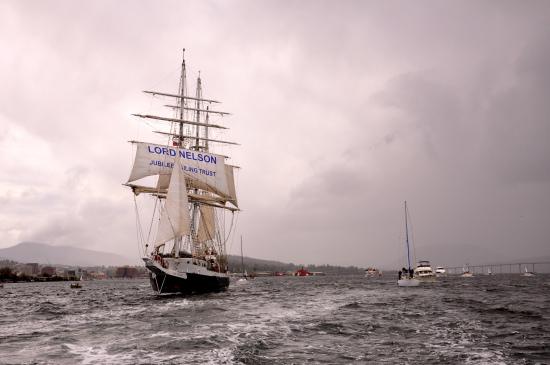 Tall Ships Festival Hobart