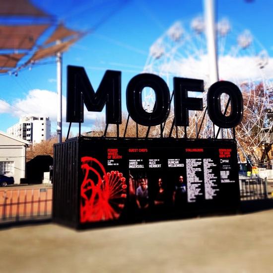DARK MOFO Hobart 2014