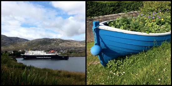 Caledonian Macbrayne ferry isle of harris