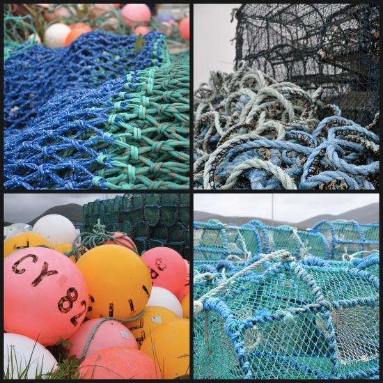 Leverburgh fishing isle of harris