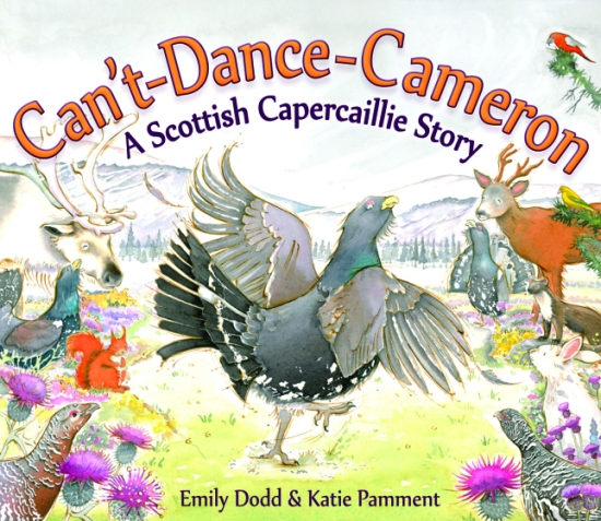 Can't Dance Cameron by Emily Dodd