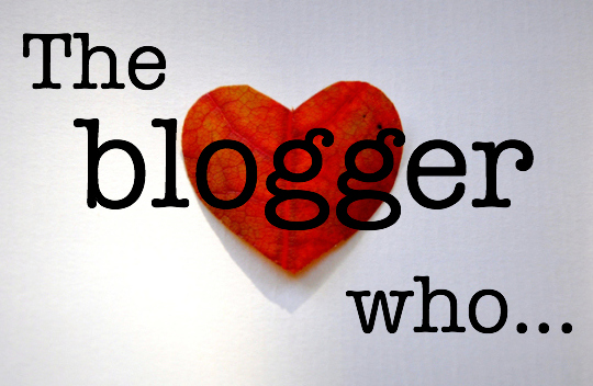 The Blogger Who logo