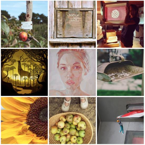 Folklings collage