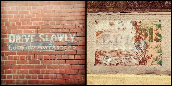 Hobart Ghost Signs