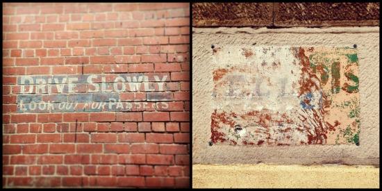 Hobart Ghost Signs