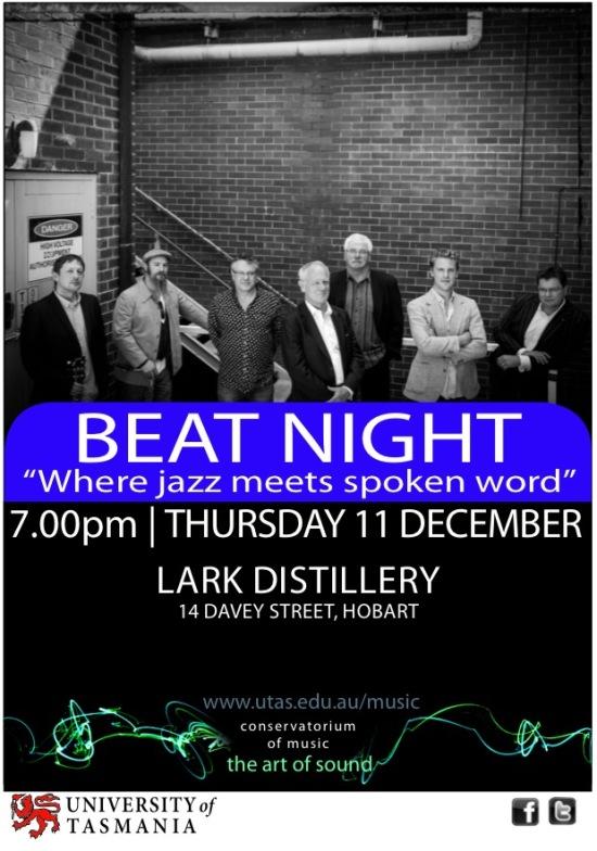 Beat Night in Hobart